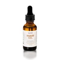 Vtamino Hair Oil (Peach Grapefruit) (1oz/30ml)-Natural Formula For Hair Growth & Repair (30 Days Supply)