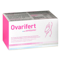 amitamin® Ovarifert-ِ Advanced Formula to Treat PCOS & Support Conception-From Germany (30 Days Supply)