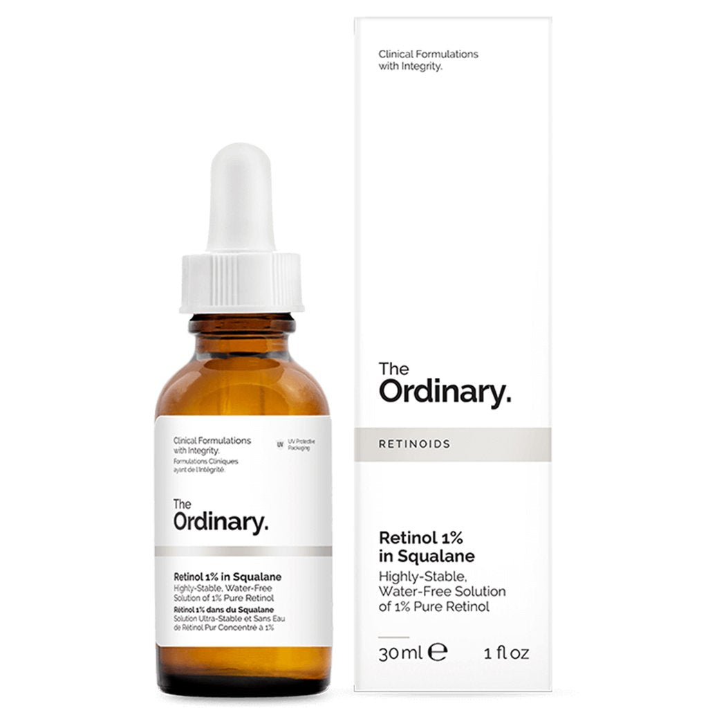 THE ORDINARY RETINOL 1% IN SQUALANE - 1OZ/30ML - ORIGINAL ORDINARY DIRECTLY FROM CANADA