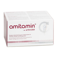 amitamin® arthro360-Advanced Formula Strong & Healthy Joints & Bones-From Germany (30 Days Supply)