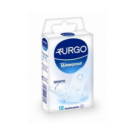 URGO WATERPROOF APOSITOS 10 UNIDADES