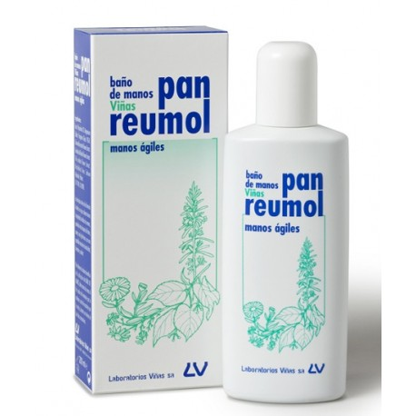 PAN-REUMOL BAÑO MANOS GEL 200ml