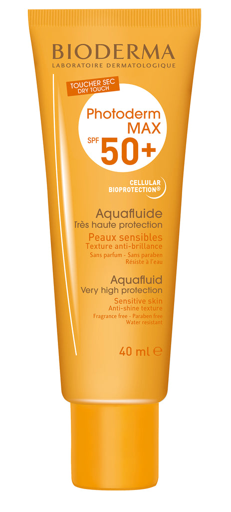 BIODERMA PHOTODERM MAX SPF 50+ AQUAFLUIDO INCOLORO 40ml