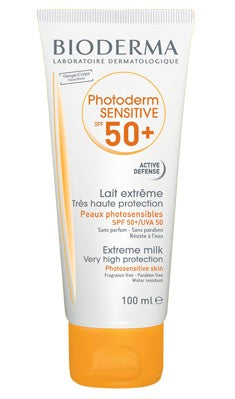 BIODERMA PHOTODERM SENSITIVE SPF 50+ 100ml
