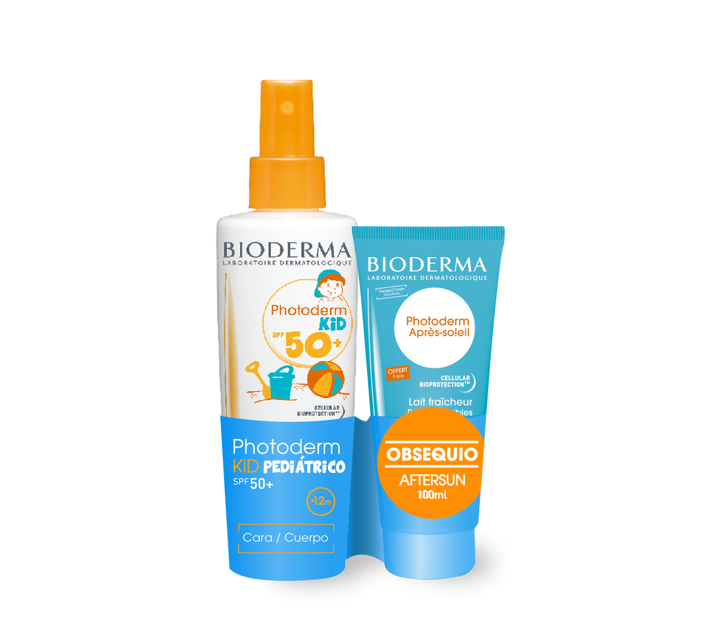 BIODERMA PHOTODERM KID SPRAY SPF 50+ AFTERSUN 100ml