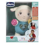 CHICCO LILY OVEJITA LUCES Y MELODIAS