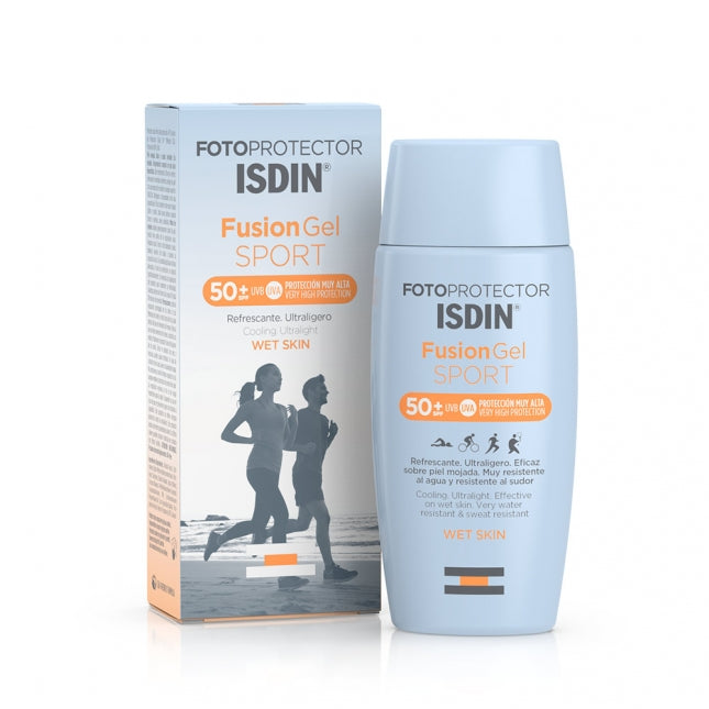 ISDIN FOTOPROTECTOR GEL SPORT FUSION SPF 50+ 100ml