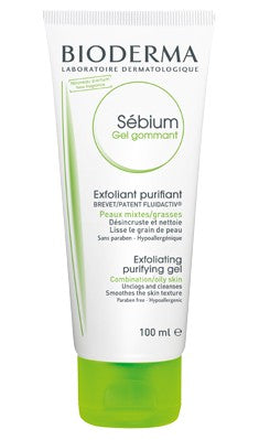 BIODERMA SEBIUM GEL EXFOLIANTE 100ml