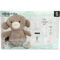 SUAVINEX COLONIAS 100ml + PELUCHE