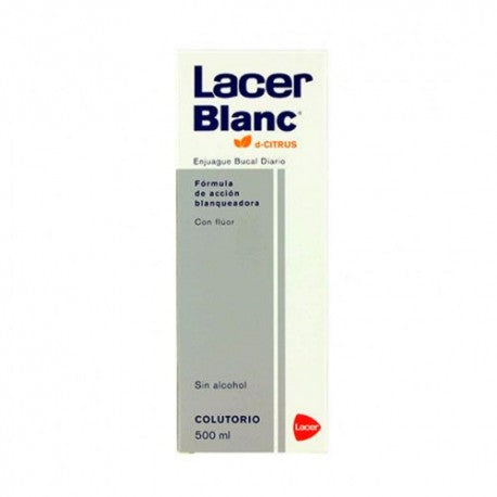 LACERBLANC COLUTORIO CITRUS 500ml