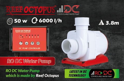 DC Return Pump 3500L/hr (2014)