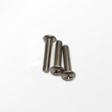 Titanium Volute Screws