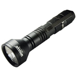 Manker MC12 650 Meters Pocket Thrower 670 Lumens OSRAM KW CSLNM1.TG LED Flashlight with USB Rechargeable 18650 Battery