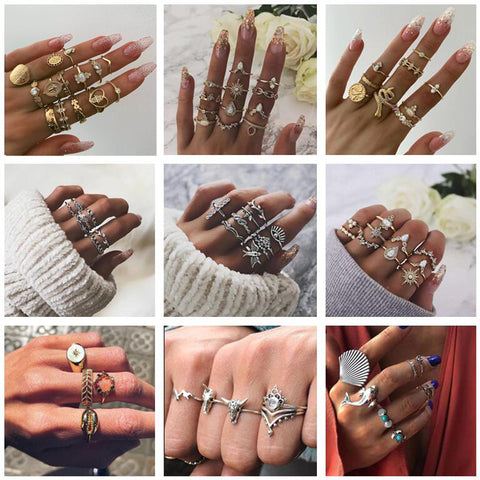 Doocna 20 Style High Quality Rings