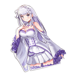 Emilia Sticker - CooliSushi