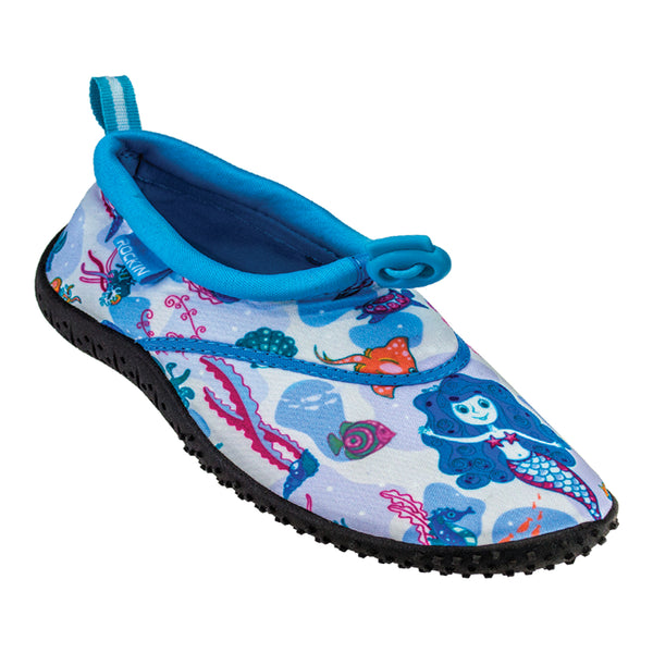 Aqua Mermaids Kids Aqua Socks