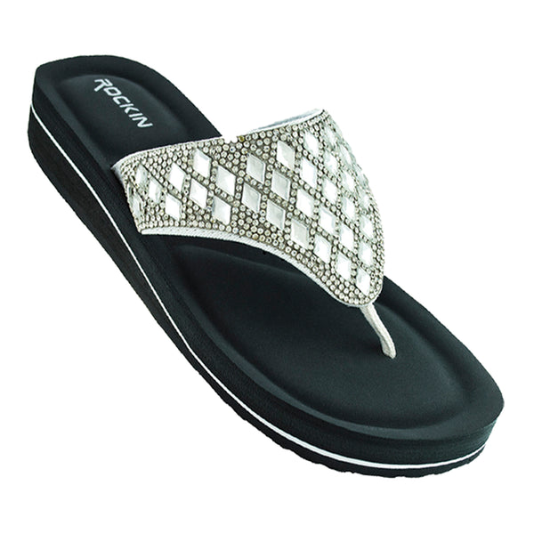 Women's Diamond Wedges