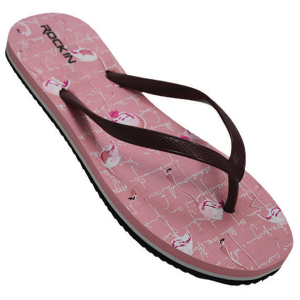 Women's Elite Flamingo Flip Flops