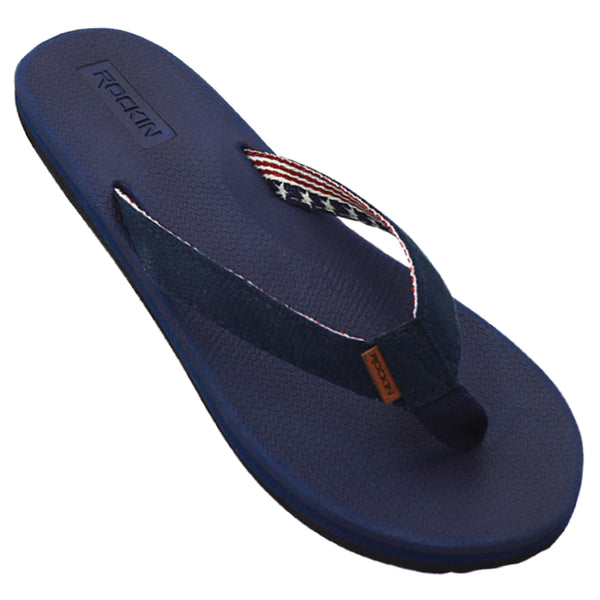 Elite USA Women's Flip Flops