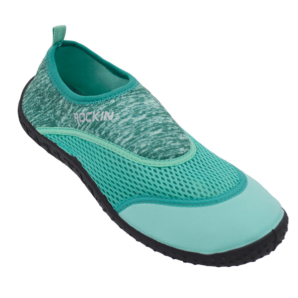 Women's Aqua Socks Carbon Collection