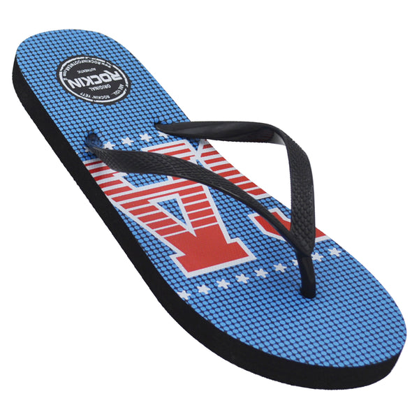 Women's RETRO USA Flip Flops