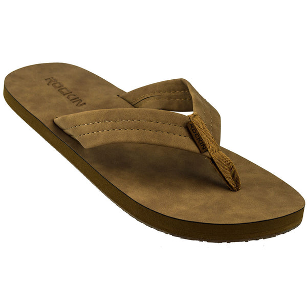 Men's RUGGED HIDE Flip Flops