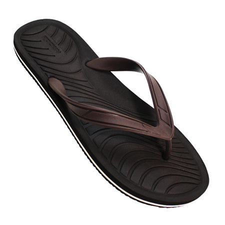 Men's CARVED flip flops