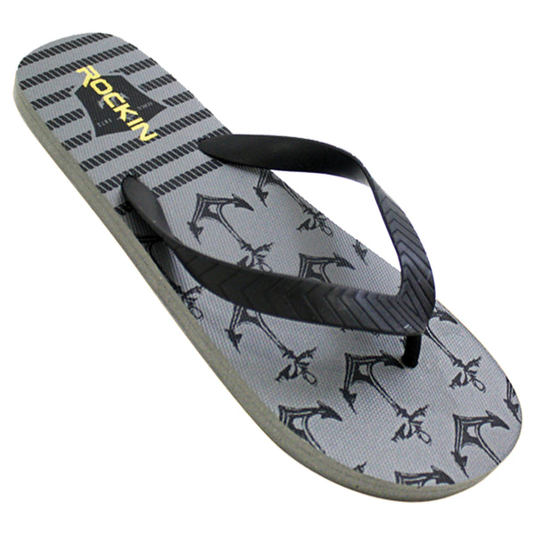 Men's ANCHORS flip flops