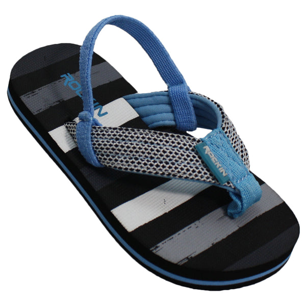 Paint Stripes Toddler Flip Flops