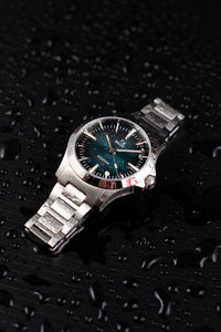 Automatic Sport Watch Solstice Teal