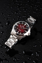 Load image into Gallery viewer, Automatic Sport Watch Solstice Red