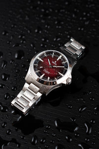 Automatic Sport Watch Solstice Red