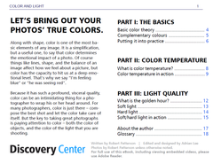 True Colors: Understanding the Interplay of Color and Light