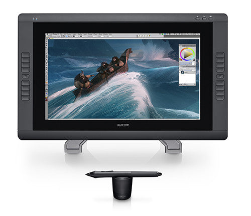 Wacom Cintiq 22HD Creative Pen Display for Painter Bundle