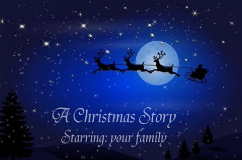 Your Christmas Story (FastFlick Template) – Discovery Center Store