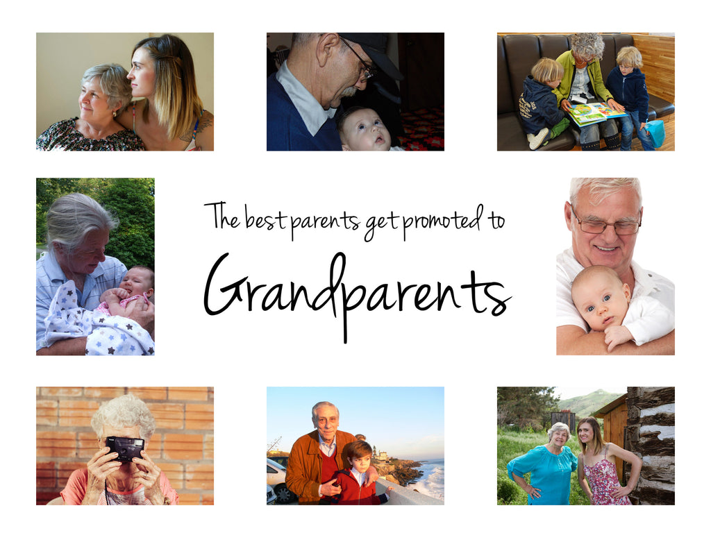 Grandparents Photo Collage Templates Discovery Center