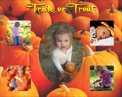 Halloween Photo Collage Templates