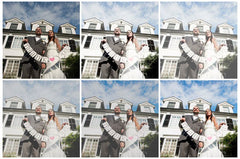 Wedding Preset Pack for AfterShot Pro 3