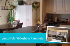 Snapshots Slideshow Template
