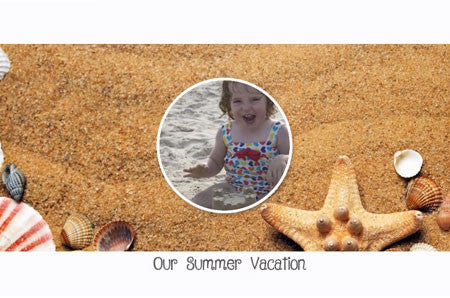 Vacation Memories Slideshow Template