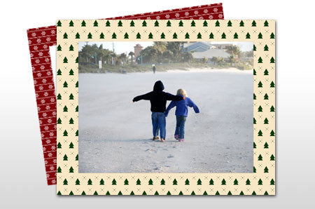 Festive Patterns Photo Frames