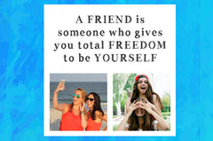 Friendship Photo Collage Templates