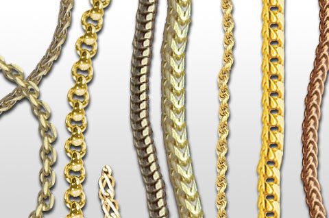 Gold Chains Picture Tubes