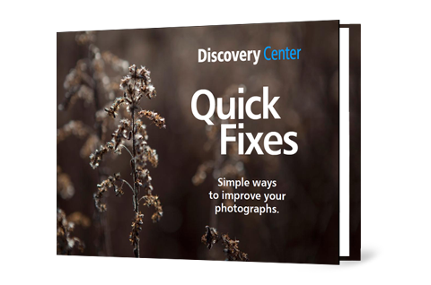 Quick Fixes: Simple Ways to Improve Your Photographs