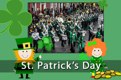 St. Patrick's Day Clipart (30 pcs.)