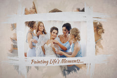 Painting Life's Moments Premium Project Pack
