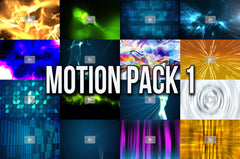 Motion Backgrounds Pack I
