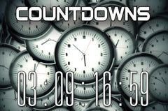 Professional Countdown Animations Pack