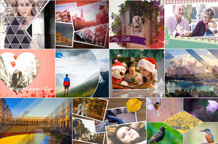 Premium Slideshow Template Bundle