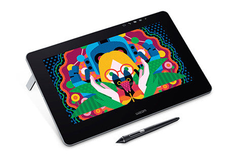 Wacom Cintiq Pro 13 Pen and Touch Display for Painter Bundle